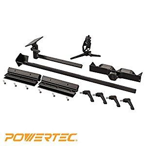 Powertec 71021 Bench Grinder Sharpening Jig Kit
